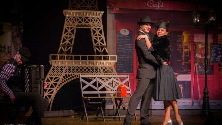 Ca C'est Paris Musical Show Dance Performance Thats Paris
