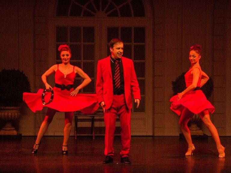 French Cabaret Musicals Events Il Etait une Fois Dance Performance