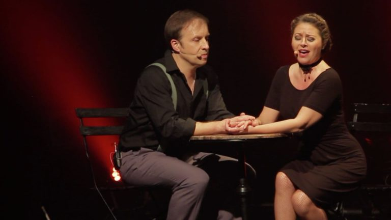 Piaf 100 Years of Love Musical Show Josephine Sings With Horace