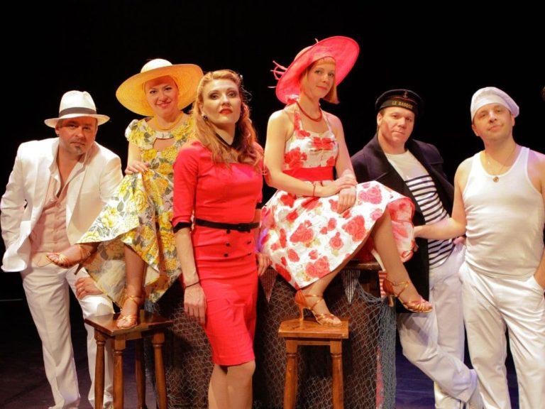 Si on Chantait French Cabaret Musicals Ensemble Cast