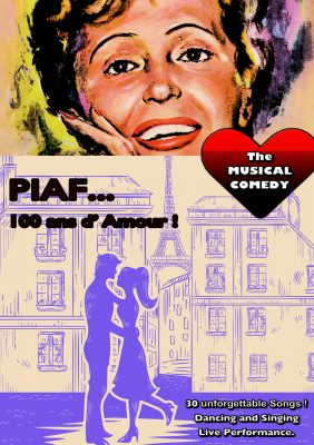 Poster of Edith Piaf 100 Ans D'Amour